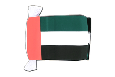 "United Arab Emirates  Bunting 6x9"", 9 m"