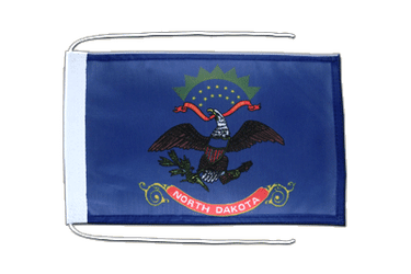 North Dakota Flagge 20 x 30 cm