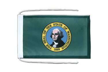 Washington - Flagge 20 x 30 cm
