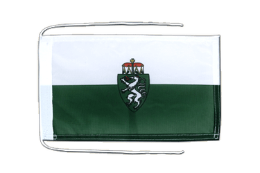 Styria Flag with ropes 8x12""
