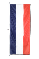 France - Vertical Hanging Flag 80 x 200 cm