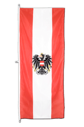 Austria eagle Vertical Hanging Flag 80 x 200 cm