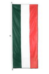 Italy Vertical Hanging Flag 80 x 200 cm