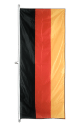 Germany Vertical Hanging Flag 80 x 200 cm