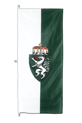 Styria Vertical Hanging Flag 80 x 200 cm