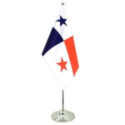 Panama Satin Table Flag 6x9""