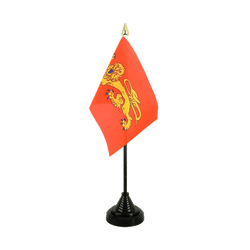 Aquitaine Table Flag 4x6""