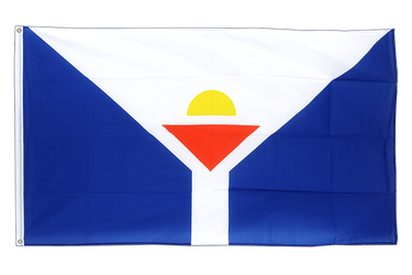 Saint Martin 3x5 ft Flag