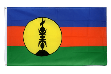 New Caledonia 3x5 ft Flag