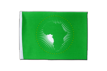 African Union AU Satin Flag 6x9""