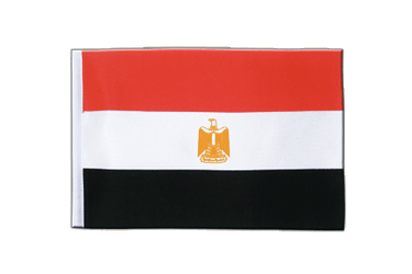 Egypt Satin Flag 6x9""