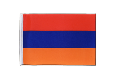 Armenia Satin Flag 6x9""