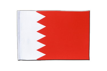 Bahrain Satin Flag 6x9""