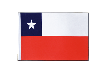 Chile - Satin Flag 6x9""
