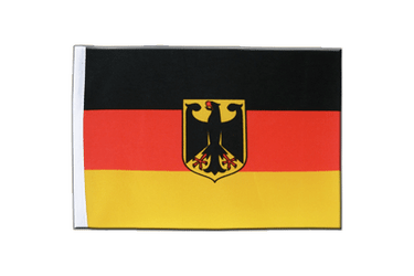 Germany Dienstflagge Satin Flag 6x9""
