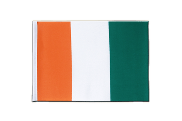 Ivory Coast Satin Flag 6x9""