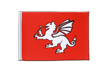 Pendragon new Satin Flag 6x9""