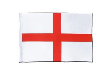 England St. George - Satin Flag 6x9""
