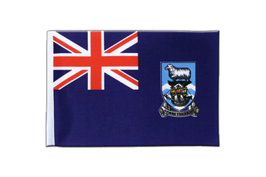 Falkland Islands - Satin Flag 6x9""