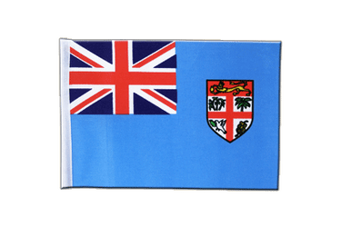 Fiji Satin Flag 6x9""