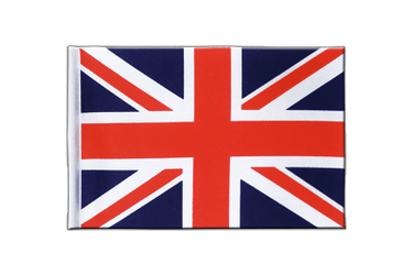 Great Britain Satin Flag 6x9""