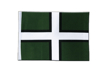 Devon - Satin Flag 6x9""