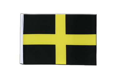 St. David Satin Flag 6x9""