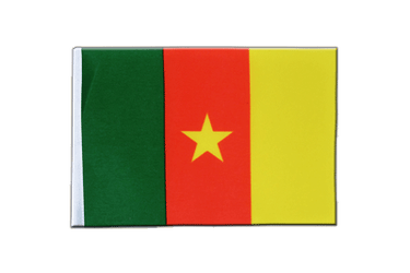 Cameroon - Satin Flag 6x9""
