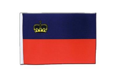Liechtenstein Satin Flag 6x9""