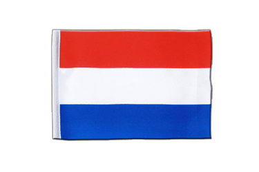 Luxembourg Satin Flag 6x9""