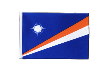 Marshall Islands Satin Flag 6x9""