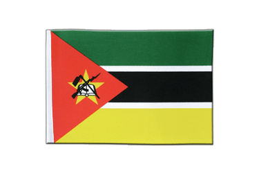 Mozambique Satin Flag 6x9""