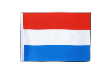 Netherlands Satin Flag 6x9""