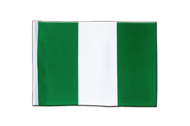 Nigeria Satin Flag 6x9""