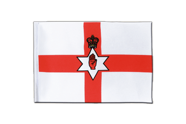 Northern Ireland Satin Flag 6x9""