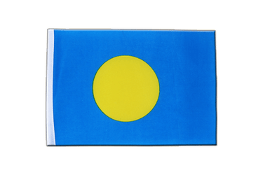 Palau Satin Flag 6x9""