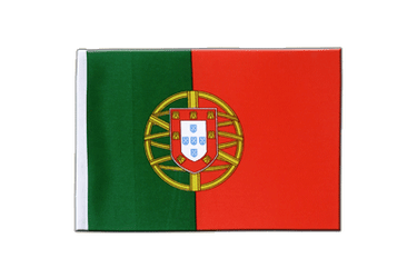 Portugal Satin Flag 6x9""