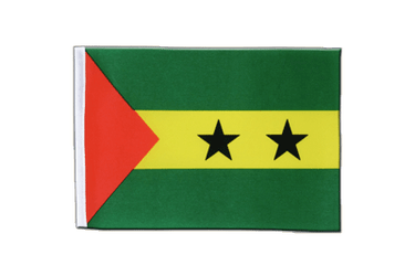 Sao Tome and Principe Satin Flag 6x9""