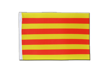 Catalonia Satin Flag 6x9""
