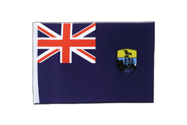 Saint Helena Satin Flag 6x9""