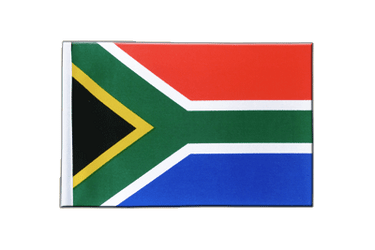 South Africa - Satin Flag 6x9""
