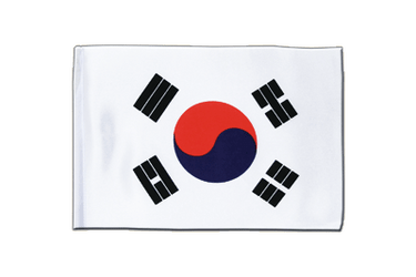 South Korea  Satin 6x9""