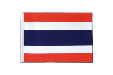 Thailand Satin Flag 6x9""