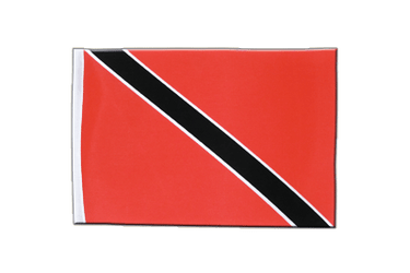 Trinidad and Tobago Satin Flag 6x9""
