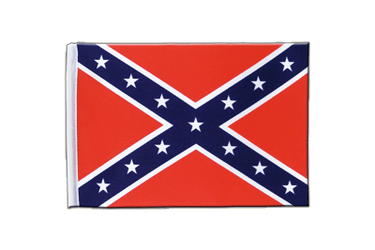 USA Southern United States Satin Flag 6x9""