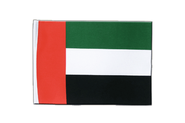 United Arab Emirates  Satin 6x9""