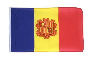 Andorra 12x18 in Flag