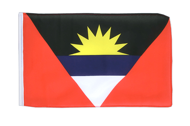 Antigua and Barbuda 12x18 in Flag
