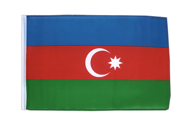 Azerbaijan 12x18 in Flag