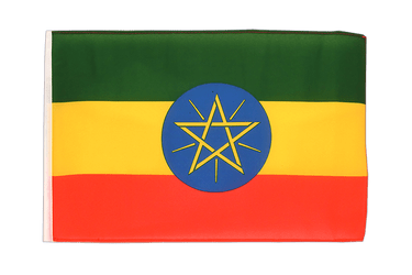 Ethiopia with star 12x18 in Flag